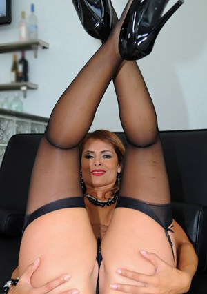 Awesome Hot Milf Angel Sexy Glasses