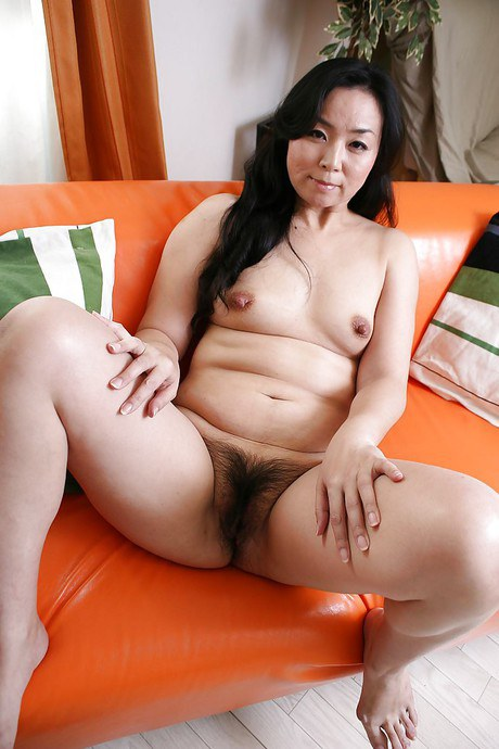 Japanese Mature Pussy